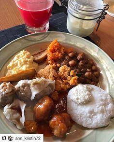 Power frokost. #reiseblogger #reiseliv #reisetips #reiseråd  #Repost @ann_kristin72 with @repostapp  Still eating indian food for breakfast