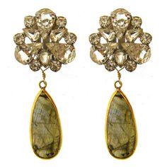 What's old is new again! Vintage clip earrings repurposed #lemel