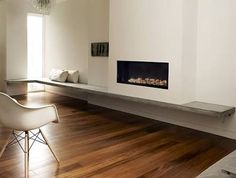 fireplace hearth bench seat - Google Search