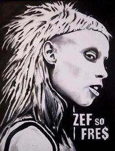 The Prolific Fan Art of Die Antwoord (Slideshow) | Mother Jones