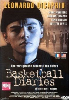 Basketball Diaries Leonardo Dicaprio Movies List, Young Leonardo Dicaprio, Lorraine Bracco, Mark Wahlberg, Diary Movie, Ernie Hudson, Basketball Diaries, Diary Covers, English Play