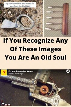 If You #Recognize Any Of These #Images You Are An Old #Soul
