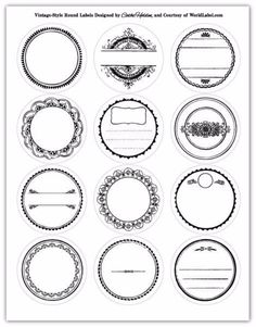 Free Printables for Mason Jars - Black And White Mason Jar Lid Printables - Best Ideas for Tags and Printable Clip Art for Fun Mason Jar Gifts and Organization - Sugar scrub, Teacher Gifts, Valentines, Cookie Mixes, Party Favors, Wedding Holidays and Fun Recipes - DIY Mason Jar Gifts and Home Decor Crafts by DIY JOY http://diyjoy.com/free-printables-mason-jars
