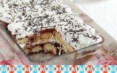 Μια δύσκολη μέρα στο σχολείο γίνεται πάντοτε καλύτερη όταν στο σπίτι τα περιμένει μια γλυκιά λιχουδιά. | Ημερήσια Πολιτική και Οικονομική Εφημερίδα Greek Sweets, Greek Desserts, No Cook Desserts, Greek Recipes, Dessert Party, Party Desserts, Canning Recipes, Candy Recipes, Dessert Recipes