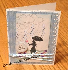 Stampin Up meets Stampscapes - CardCreationsbyLaura