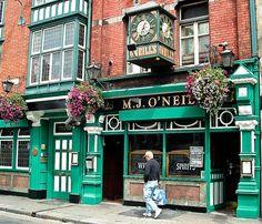 O'Neill's Pub. Dublin Ireland  by stephencurtin