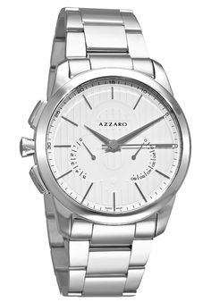 Price:$487.00 #watches Azzaro AZ2060.13AM.000, Azzaro watches are designed in the purest Swiss Watch-making tradition with a blend of charm and seduction. The watches recapture the spirit of Loris Azzaro, for whom audacity had to go hand in hand with precision.