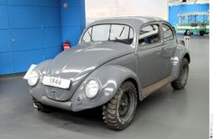 1946 Volkswagen Kommandeurwagen Typ 877 Käfer (01) | by Georg Sander