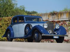 1934  Continental Sports Saloon by Thrupp & Maberly