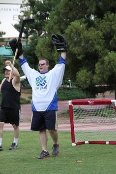 Check out Dovetail playing hockey at the SHRM 2012 Conference !    #HR #SHRM #Hockey