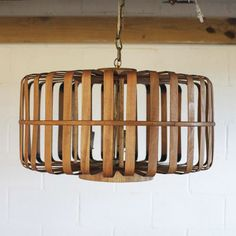 "Bamboo Chandelier | dotandbo.com   $199 +$15 shipping = $214 Dimensions: 12.75"" H x 26"" Diam."