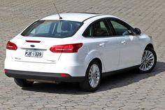 Focus Sedan vira Fastback
