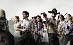 """The Walking Dead (2010 - Present) Not only is """"The Walking Dead"""" the first zombie show on cable television, it's also a fantastic character driven show about relationships and how people react at the end of the world taken from the graphic novels of the same name, """"The Walking Dead"""" shows what is possible on cable television when the creators really care about the product they create."""