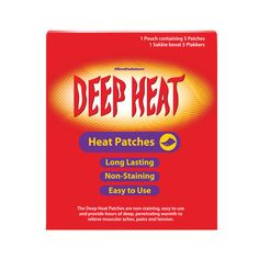 Deep Heat Roll-On Lotion - Deep Heat South Africa Wintergreen Oil, Wellness Company, South Africa, Health And Wellness, Lotion, Patches, Muscle, Deep, Health Fitness