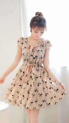 Dress Dress  Chiffon Dress