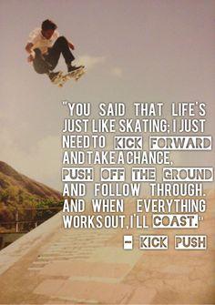Kick Push By Jay McLean