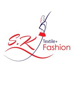 Logo design for a fashion and textile designer  Sonia Kanwal
