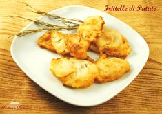 Frittelle di patate - pasticci e pasticcini blog
