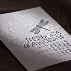 Birch Bark Wedding Invitation Suite by BellaBaroqueDesign on Etsy, $13.00