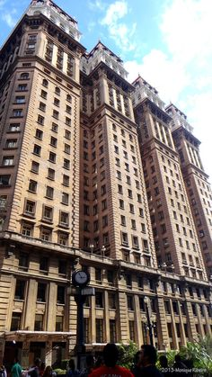 Imagine Arquitetura: Centro Historico de Sao Paulo  - Edifício Martinel...