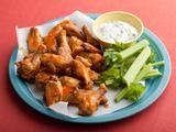 Oven Baked Buffalo Wings Recipe