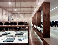 Modern Retail Interiors - Found Associates by plastolux, via Flickr