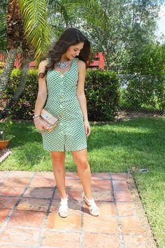 Miami Fashion Blogger in Juicy Couture