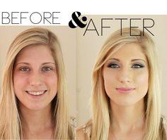 Perfect Smokey Eye Make-Up for Prom or Wedding Make-Up: