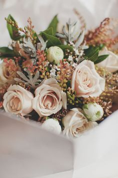 flowers-manuela-light-pink-roses-yellow-gray-wedding-centerpieces