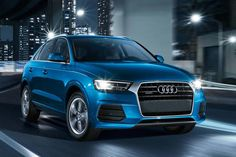 #Audi #q3 now launching in India. See more details here.