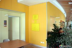 Hospital - Pistoia (Italy) - Parqwall System by PL (Abet Group)