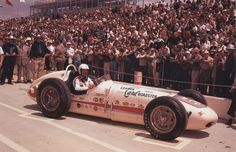 1936: Louis Meyer - The Complete History of Indianapolis 500 Winners | Complex