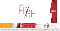 Try out our new Edge. Get more energy, clearer mind and better focus.