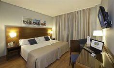 #Hotel: AVANT AEROPUERTO HOTEL, Torrejon De Ardoz, Spain. For exciting #last #minute #deals, checkout #TBeds. Visit www.TBeds.com now.