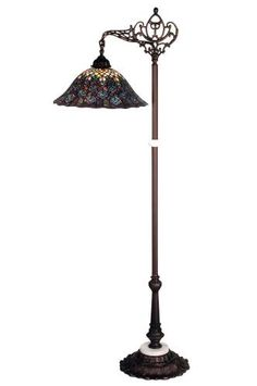 Tiffany Floor Lamp Brilliant Meyda Tiffany 11070 Stained Glass  Tiffany Floor Lamp From The Design Ideas
