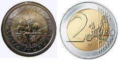 1) SAN MARINO 2005 MONETA EURO 2 BIMETALLICO: tiratura 130.000 monete, valore 120,00 € La numismatica è lo studio storico e scientifico delle monete. Con questo termine, si indica anche un settore del collezionismo, rappresentato appunto dalla raccolta di monete.Con l'avvento dell'euro che, in Europa, ha preso il posto della vecchia lira, è indubbio …