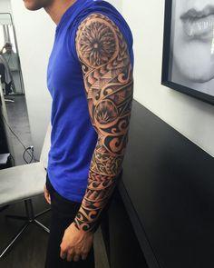 #tatuagem #Maori