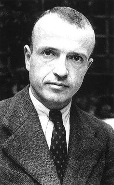 """Roger Parry, """"Michel Leiris"""", 1935."""