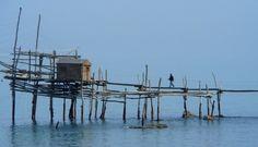 Trabocchi Abruzzo: costa dei trabocchi, pesca antica