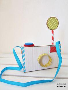 Cámera de fotos handmade