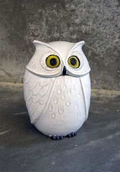 Your place to buy and sell all things handmade Owl Cookies, Fancy Cookies, Wings Design, Owl Art, Jar Lids, Cookie Jars, Artisanal, Owl Decorations, Collection