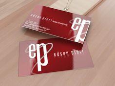 Cartão de Visita - Edson Pieri  Desgin de Interiores
