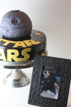 Star Wars Death Star Cake | Walyou