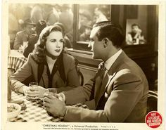 Christmas Holiday with Deanna Durbin & Gene Kelly