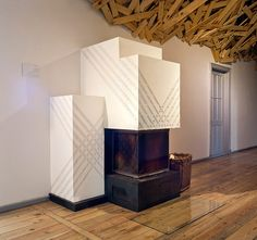 Stove Tiles Designed To Heat The Room Around Them