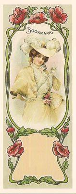 Victorian Bookmarks - Marcapáginas Victorianos | www.marcapaginas.info