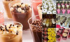 Exibir 10 receitas de doces no copinho