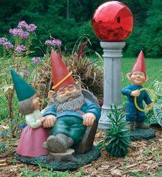 gnome kids!