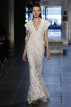 Really, Really Pretty Wedding Dresses from the Spring Bridal Shows: Rivini