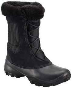This classic, waterproof winter boot is looks as good in a lodge as it does in a snowball fight. These sure-footed Sierras will take you anywhere you need to go.